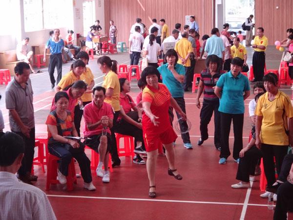 湛江农垦第三届老年趣味运动会在南华农场举行 - 广东省五一农场 - 广东省五一农场欢迎您!